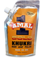Amal Gold Khukri Neem Oil Leaf Polish